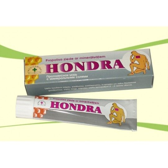 Hondra propolisa ziede, 40g