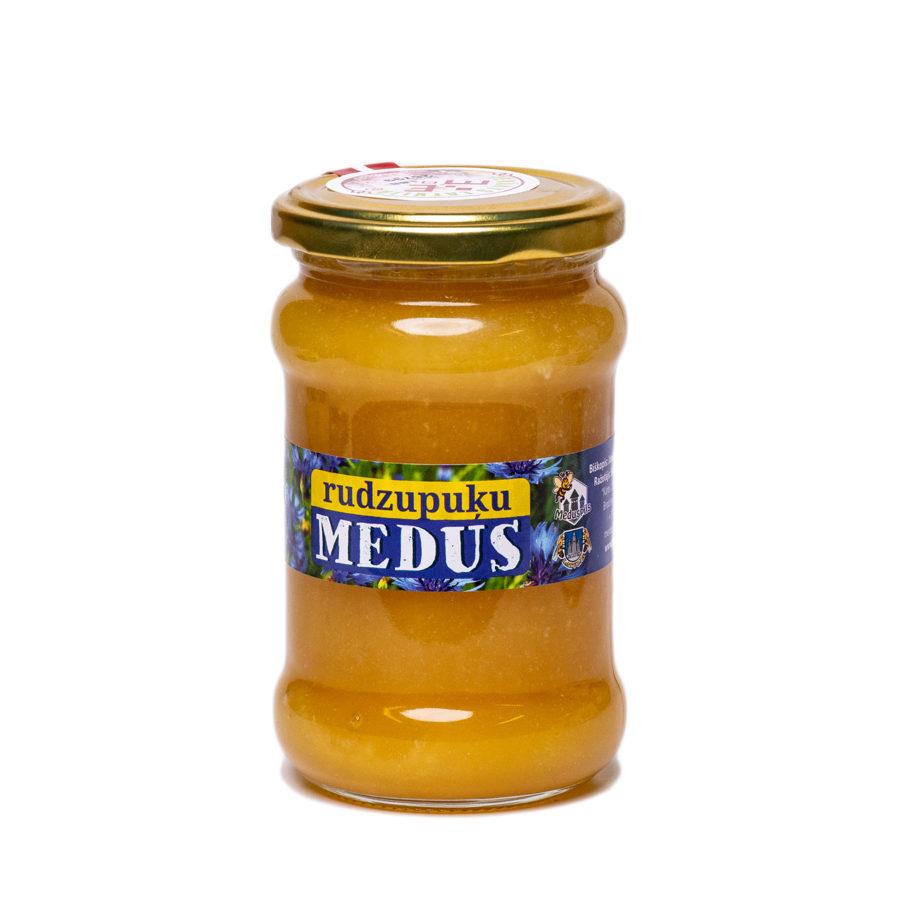 Rudzupuķu medus, 400g