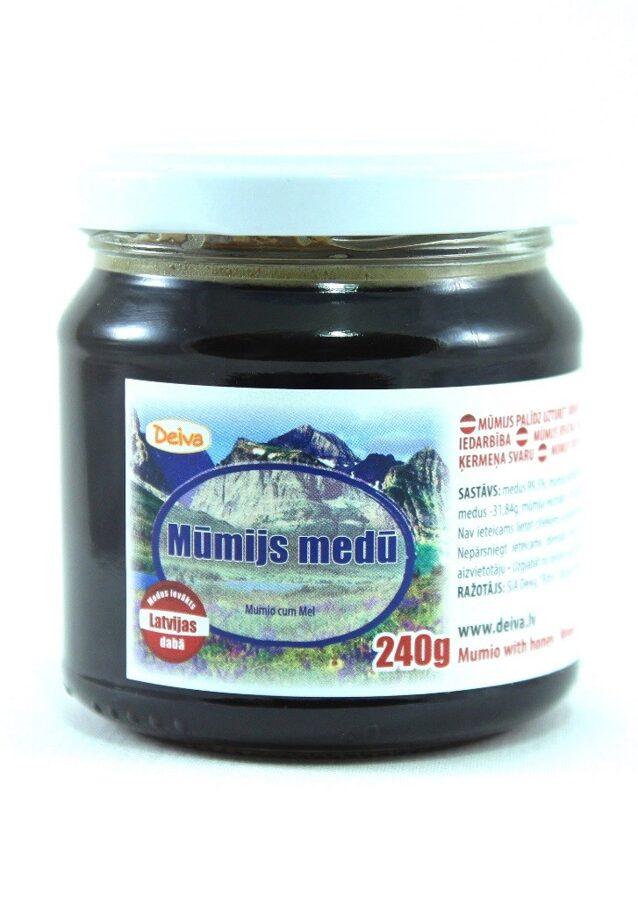 Mūmijs medū, 240g