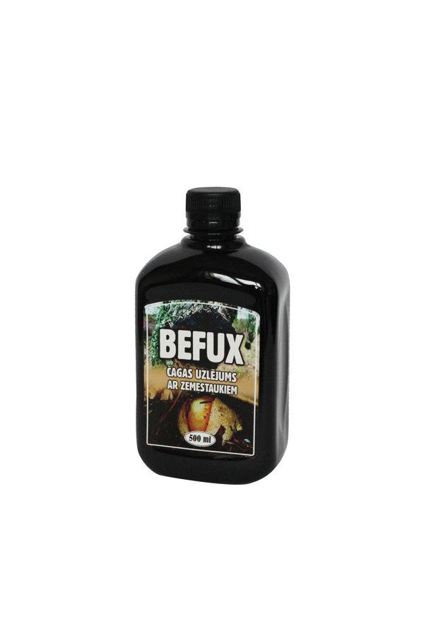 Befux, Čagas uzlējums ar zemestaukiem, 500ml