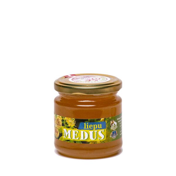 Liepu ziedu medus, 250g