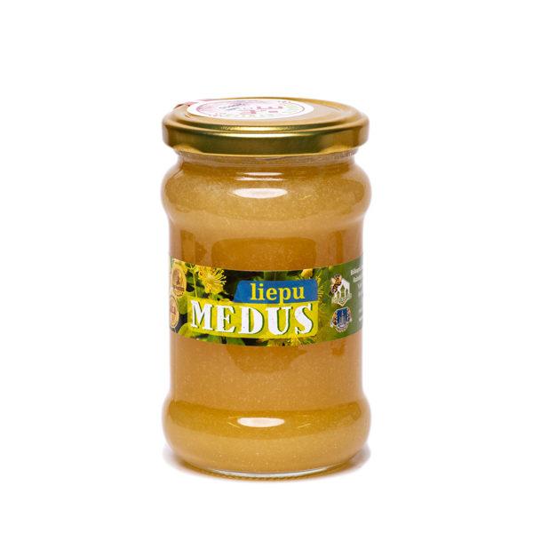 Liepu ziedu medus, 400g
