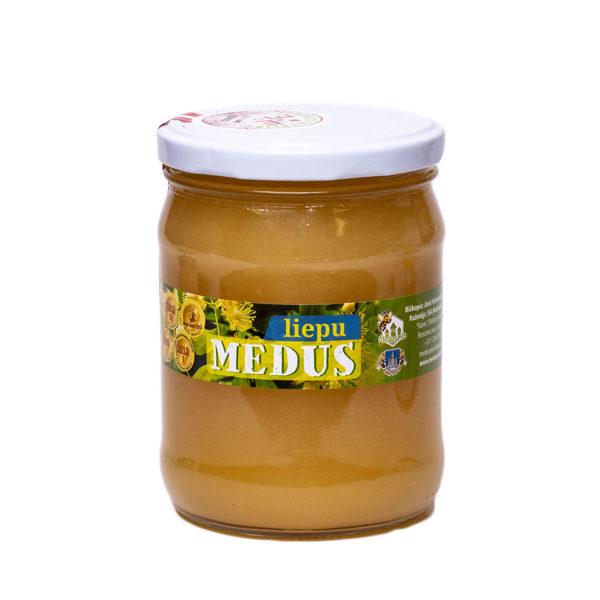 Liepu ziedu medus, 700g