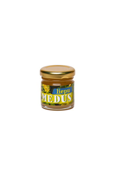 Liepu ziedu medus, 50g
