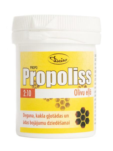 Propoliss olīveļļā, 30g